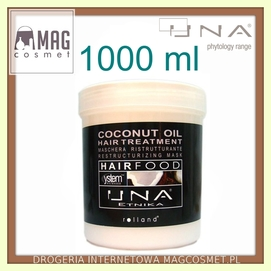 Una Coconut Hair Treatments Maska Kokosowa 1000ml